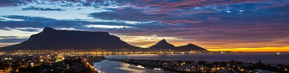 Cape Town Webcam Banner
