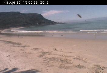 Strand von Fish Hoek
