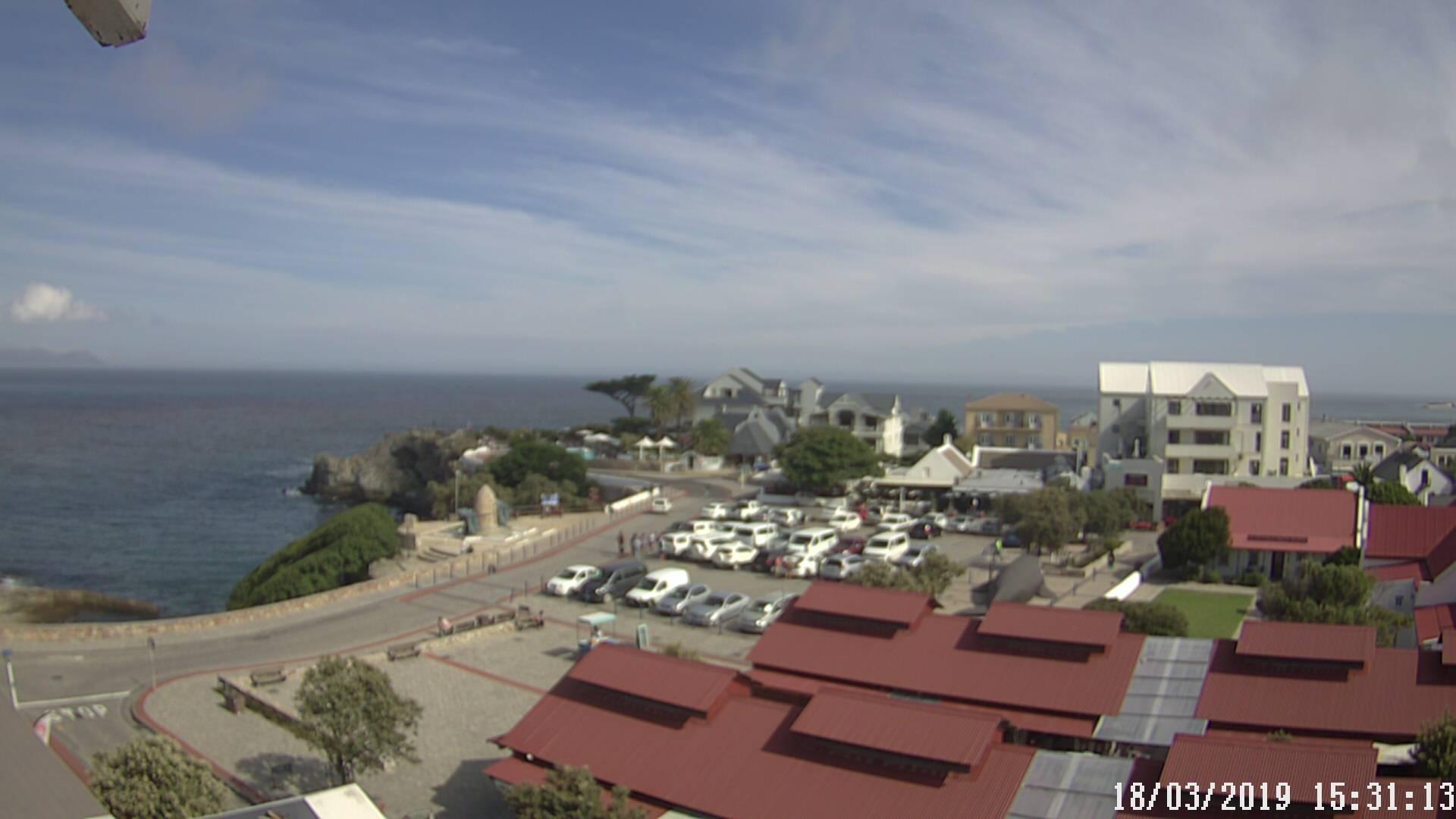 Hermanus Webcam in South Africa