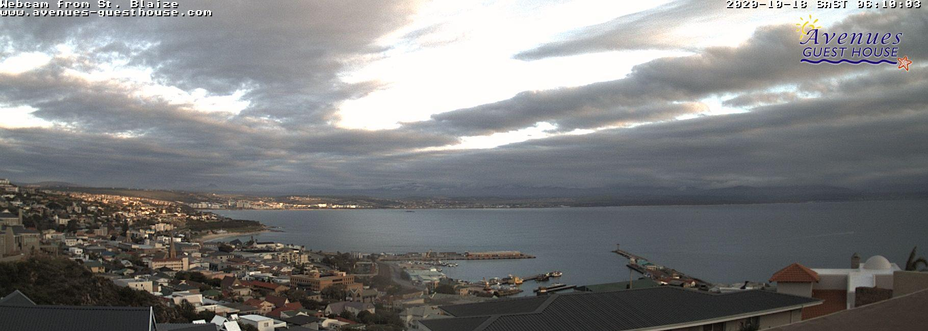 Webcam Mossel Bay Yachtclub - South Africa