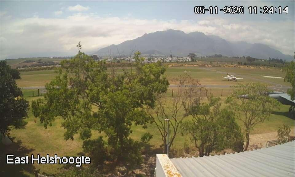 Stellenbosch Airfield Webcam 3