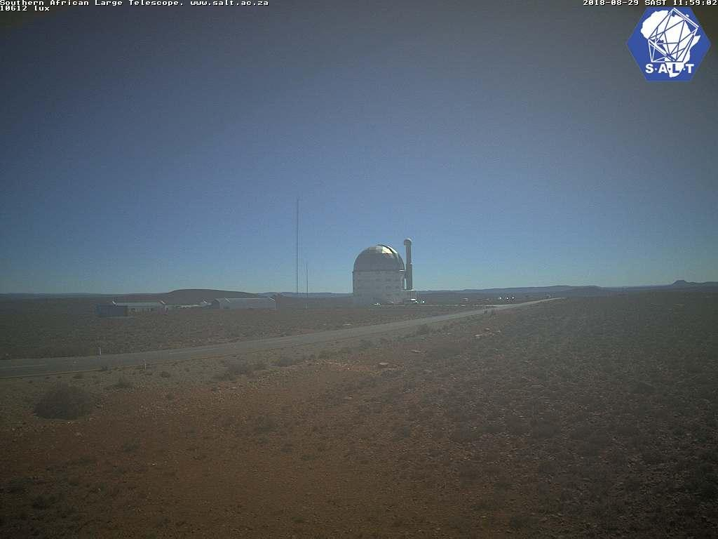 Sutherland Astronomical Observatory Webcam / South Africa