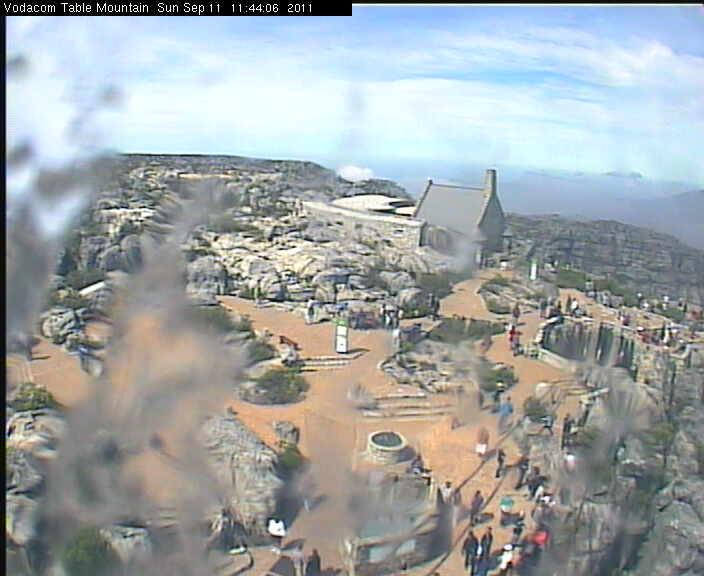 Webcam Table Mountain / Cape Town